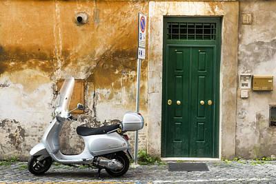 Classical Italy Poster by Mustafa Otyakmaz