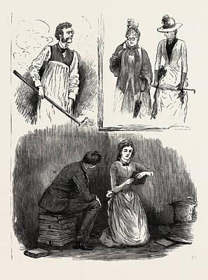 Clement Hale Mr. Bernard Gould Sweet Lavender Miss Norreys Poster