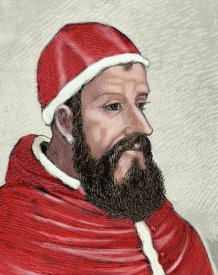 Clement Vii (1478-1534 Poster by Prisma Archivo
