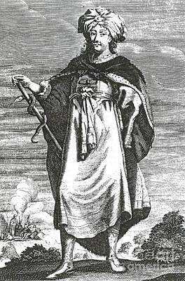 Cleobulus, Sage Of Greece Poster