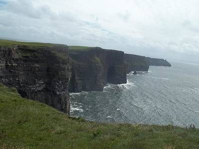 Cliffs Of Moher II Poster