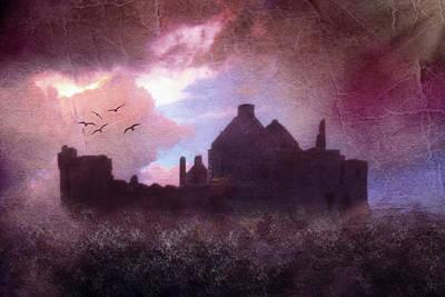 Cloud Castle Poster by Ellen Heaverlo