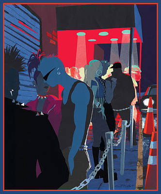 Club Kids Poster
