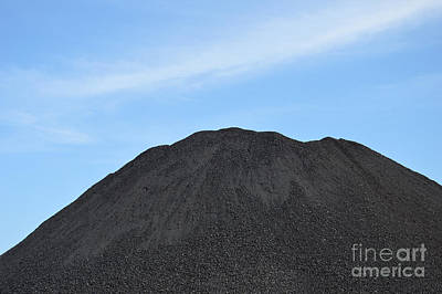 Coal Dunes  Poster