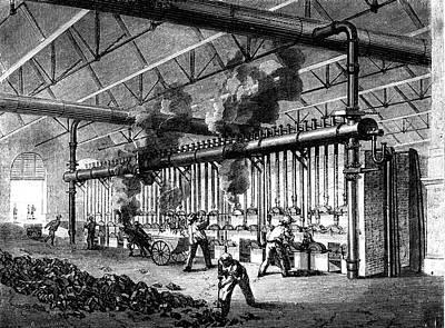 Coal Mining Poster