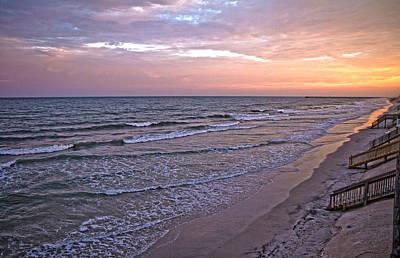 Coastal Dream  Poster by Betsy Knapp