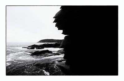 Coastal Scene 8 Poster