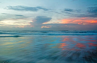 Coastal Shift Poster
