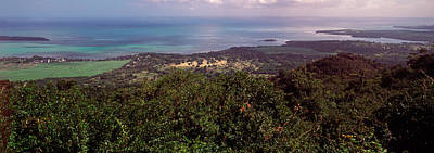 Coastline, Mauritius Island, Mauritius Poster