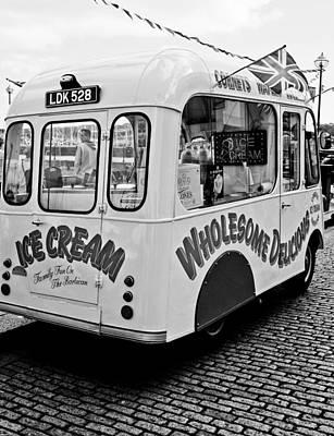 Cobbles Ice Cream Poster