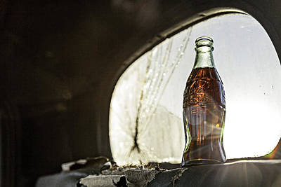 Coca-cola In The Light Of Day 2 Poster