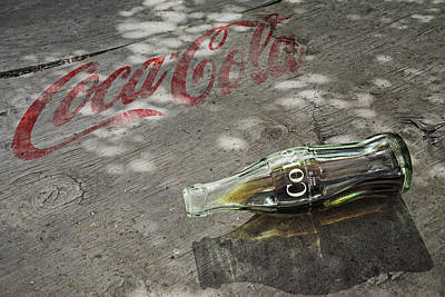 Poster featuring the photograph Coca-cola Loved All Over The World 6 by James Sage