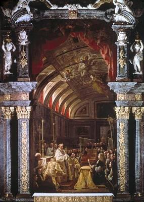 Coello, Claudio 1642-1693. The Poster by Everett