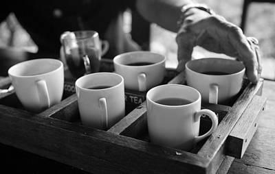 Coffee Tasting - Bali Poster