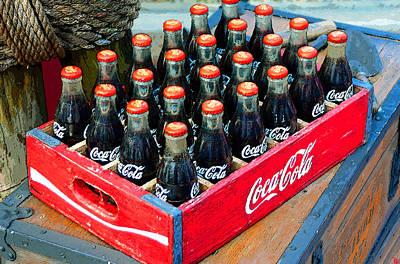 Coke Case Poster