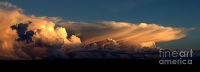 Color Cloud Nm  Poster by Erik Poppke
