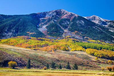 Colorado Autumn Air Poster by James BO  Insogna