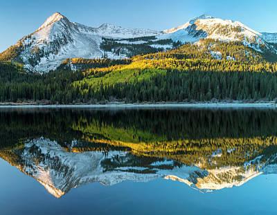 Colorado, East Beckwith Mountain Poster
