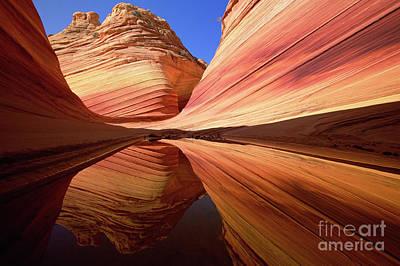 Colorful Sandstone Colorado Poster by Yva Momatiuk John Eastcott