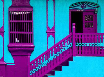 Colors Of Guatemala Poster