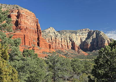 Poster featuring the photograph Colors Of Sedona by Penny Meyers