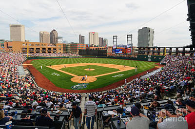 D24w-295 Columbus Clippers Photo Poster