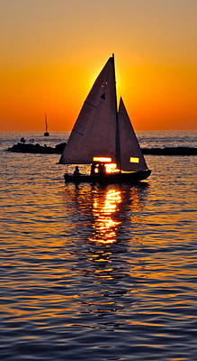 Come Sail Away With Me Poster by Frozen in Time Fine Art Photography