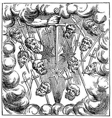 Comet, 1528 Poster