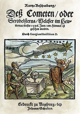 Comet, 1596 Poster by Granger