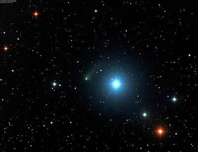 Comet C2014 S2 Poster