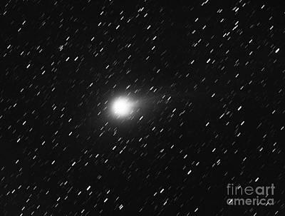 Comet Levy Poster