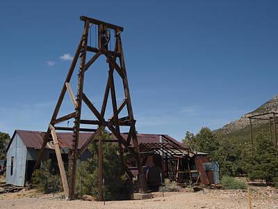 Comet Mine Poster