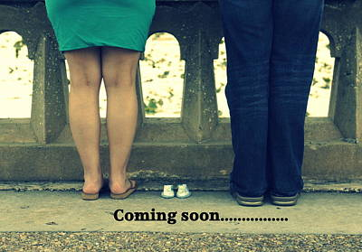Coming Soon Poster by Laurie Perry