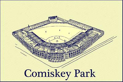 Comiskey Park 1910 Poster