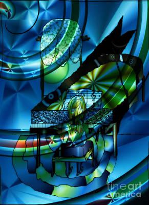 Composing Matisse  Poster