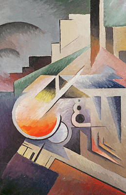 Composition Poster by Viking Eggeling