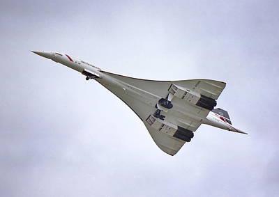 Concorde 02 Poster