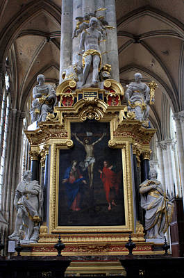Confrerie Notre Dame Du Puy Poster