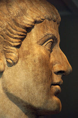 Constantine I, The Great 272-337. Roman Emperor Poster by Bridgeman Images