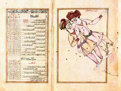 Constellation Gemeaux - Al-sufi Poster