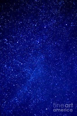 Constellation Cassiopeia  Poster
