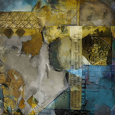 Contemporary Islamic Art 74c Poster
