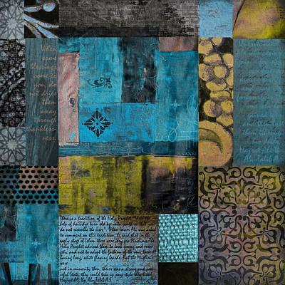 Contemporary Islamic Art 84c Poster
