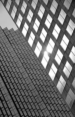 Contrasting Architecture Poster