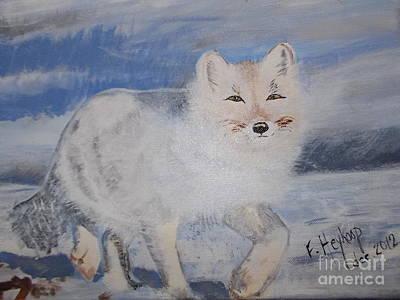 Cool Fox Poster