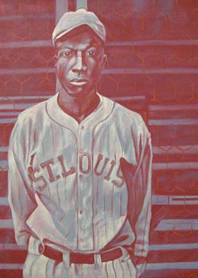 Cool Papa Bell Poster