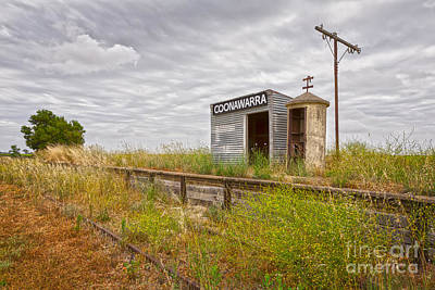 Coonawarra Station South Australia Poster by Colin and Linda McKie