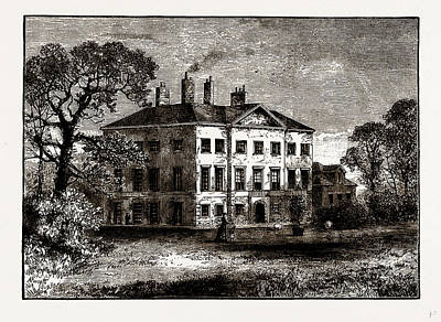 Copped Hall, Near Epping, Uk Poster by Litz Collection