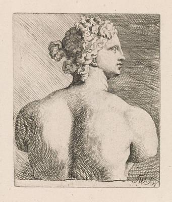 Copy Of The Classical Sculpture Of Venus De Medici Poster by Artokoloro