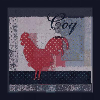 Coq Art - 01vb2-j049088094-2b Poster
